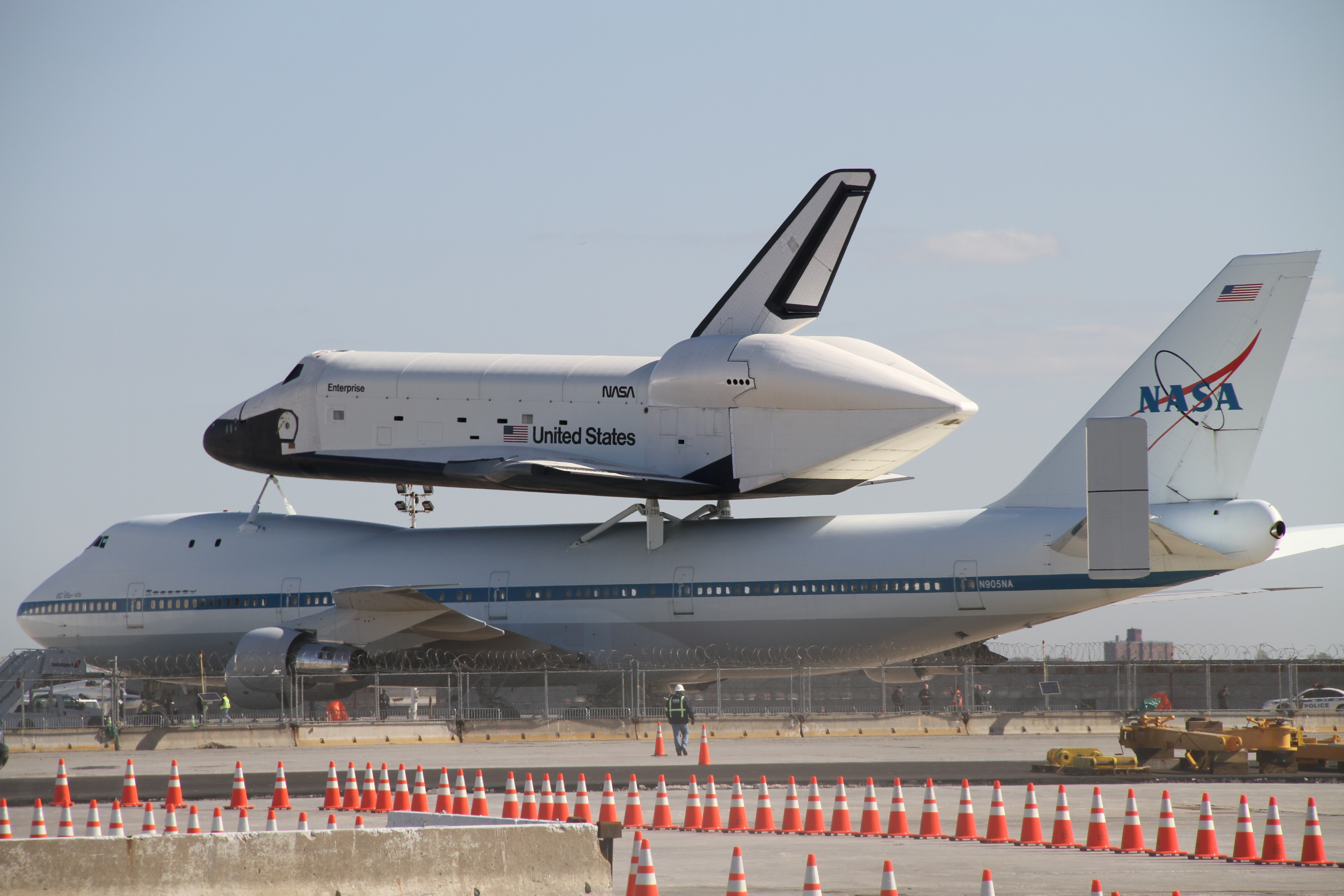 space shuttle enterprise - HD5184×3456