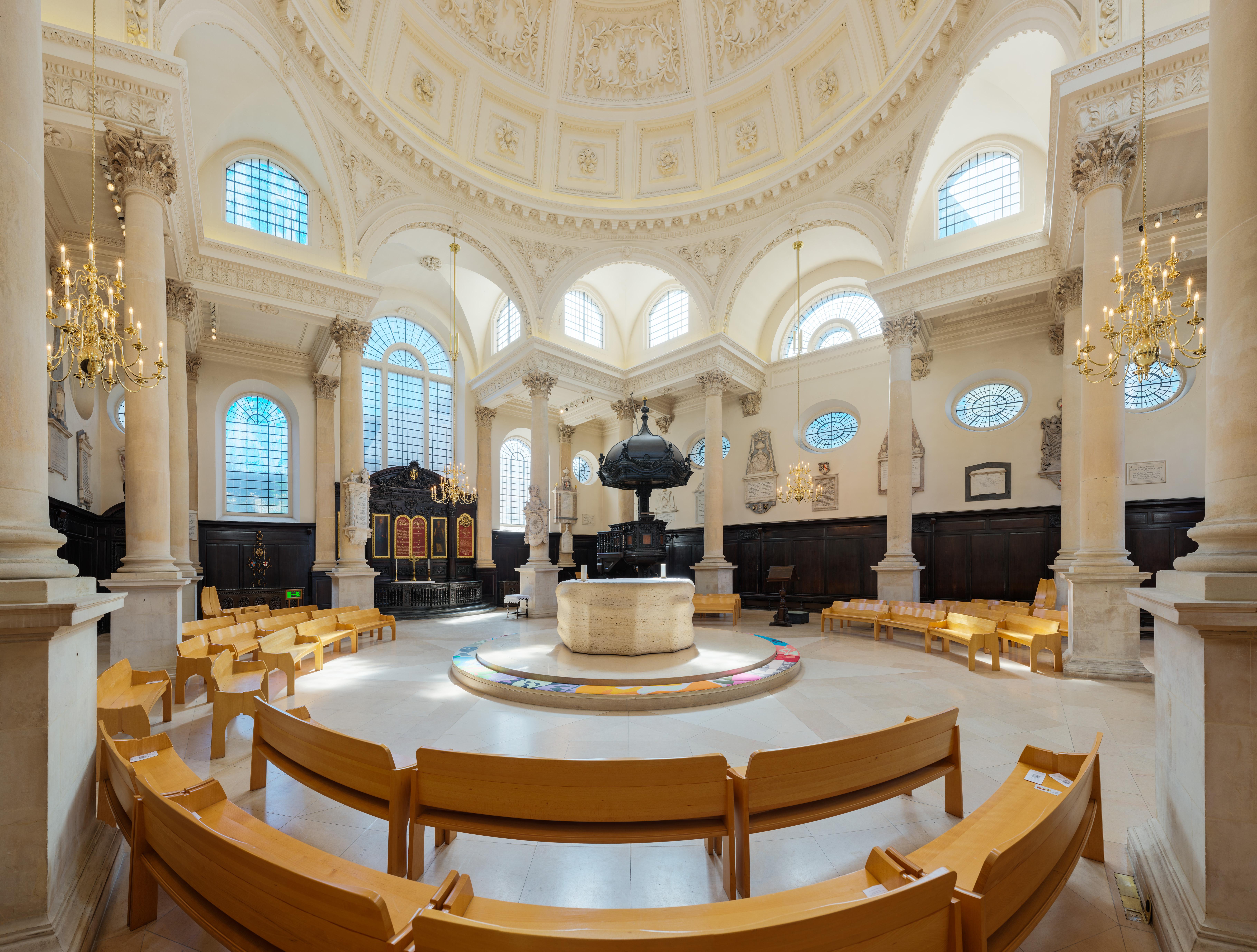 ファイル st stephen walbrook church interior 2 london uk diliff