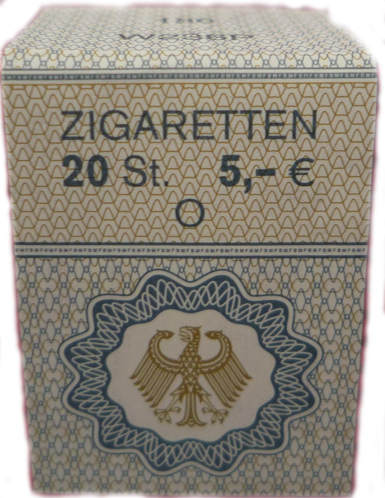 was kostet eine stange zigaretten in der tschechei