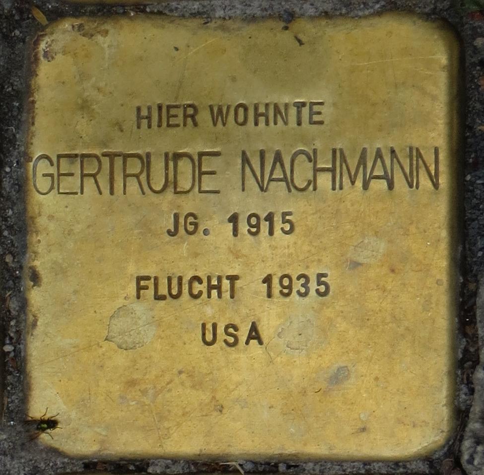 Stolperstein Rastatt Getrude Nachmann.jpg