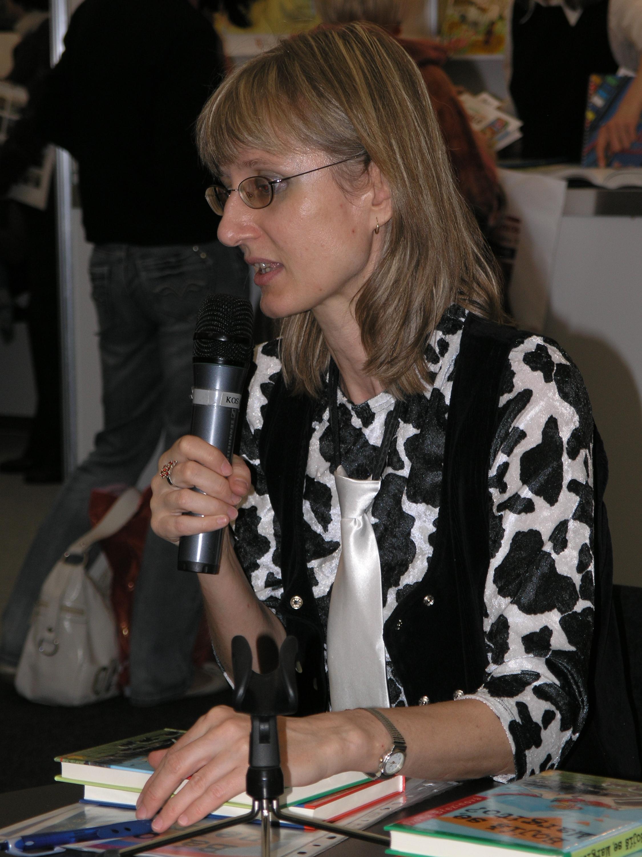 Ivona Březinová in 2009