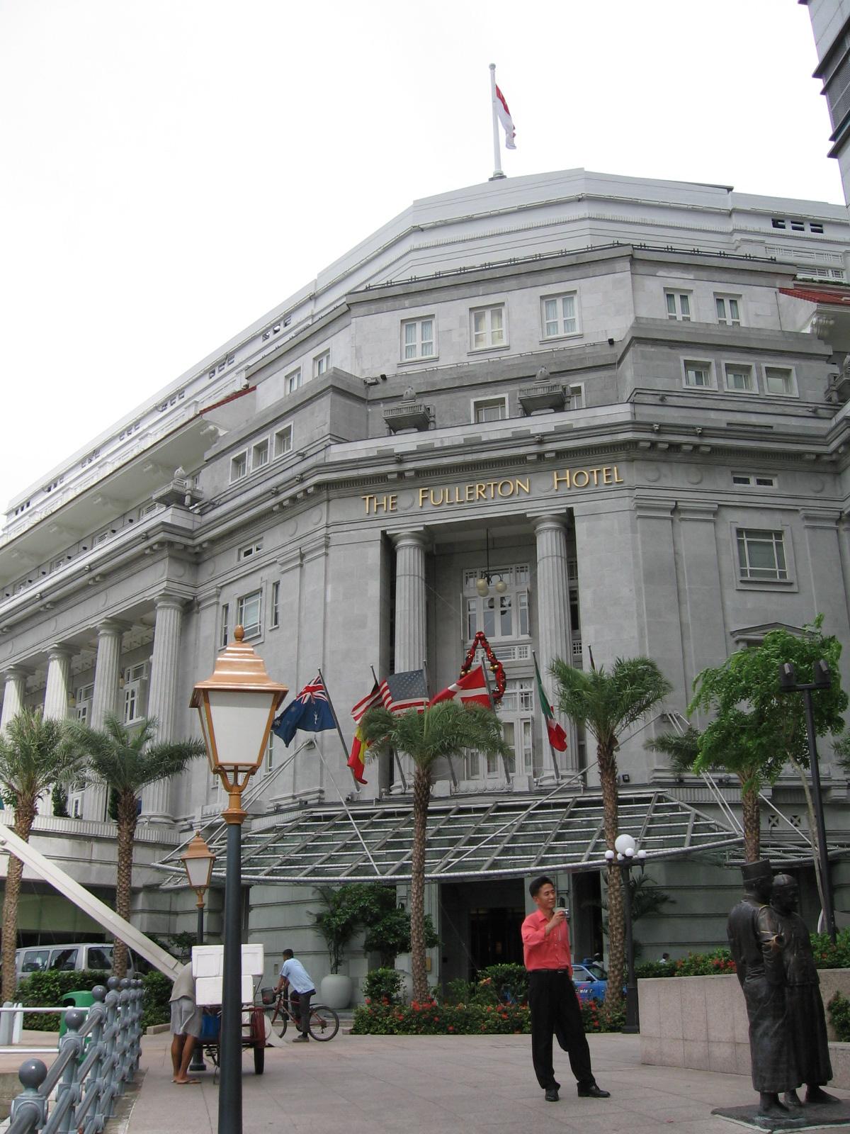 The fullerton hotel singapore wikimedia commons