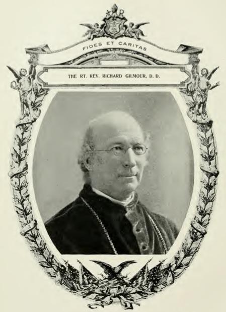 University Of St Mary >> Richard Gilmour - Wikipedia