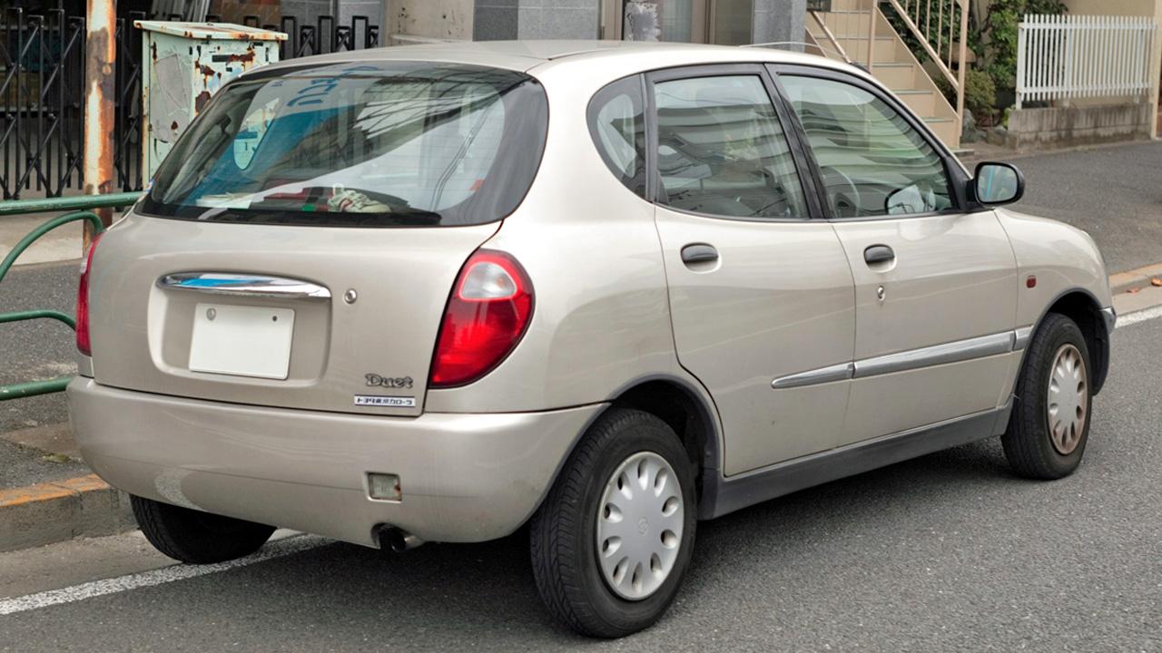 Toyota Car Part Rav  Liftgate