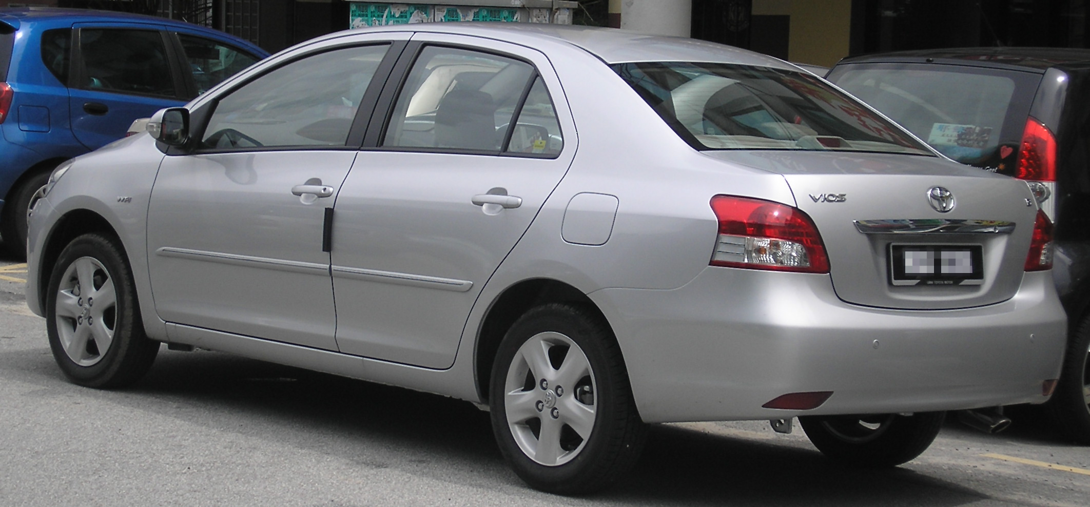 Toyota Vios Second Hand Car Price