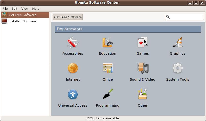 Ubuntu Light: The web in 7 seconds | MetaFilter