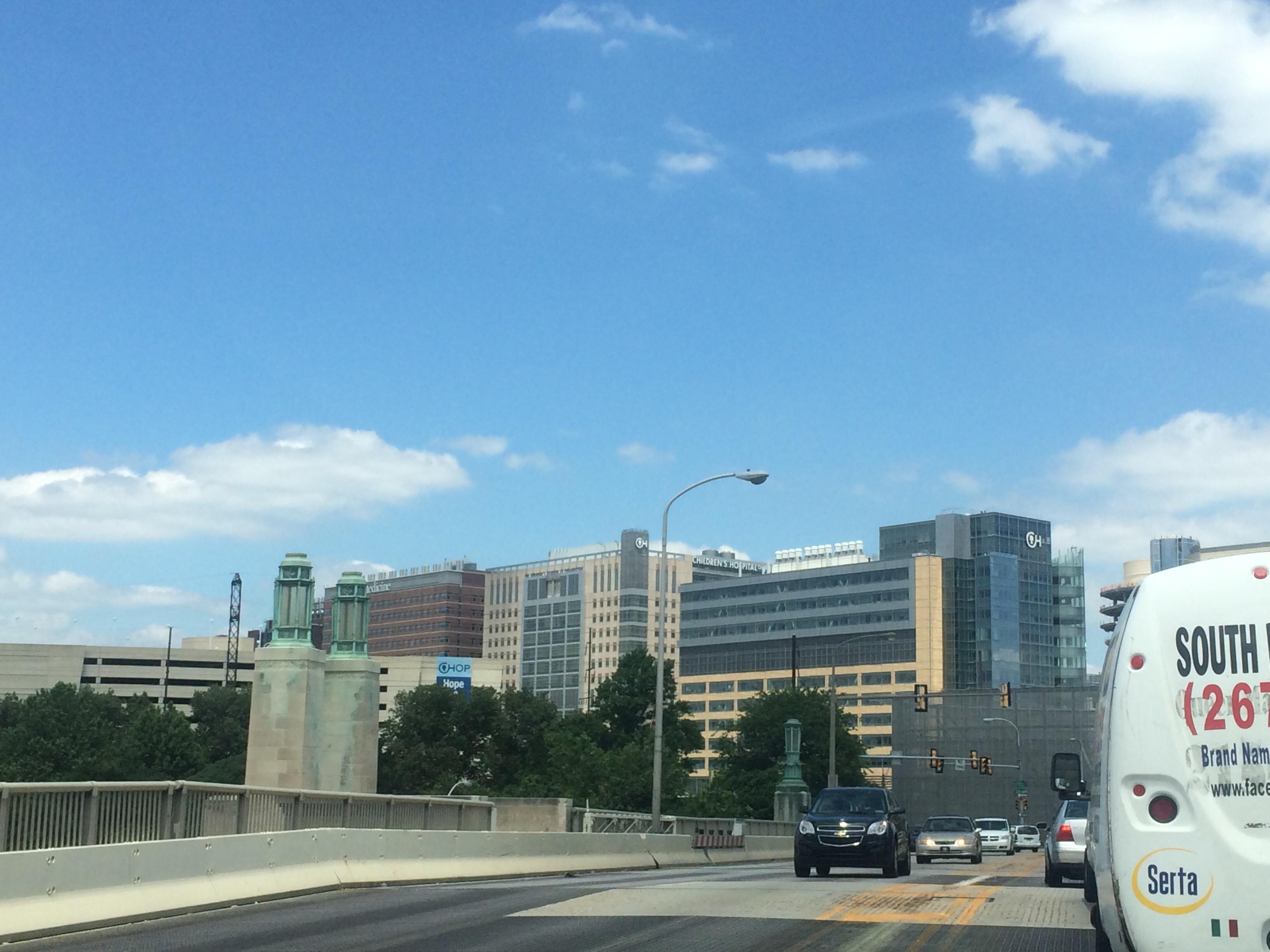 University City Philadelphia Roadtrippers