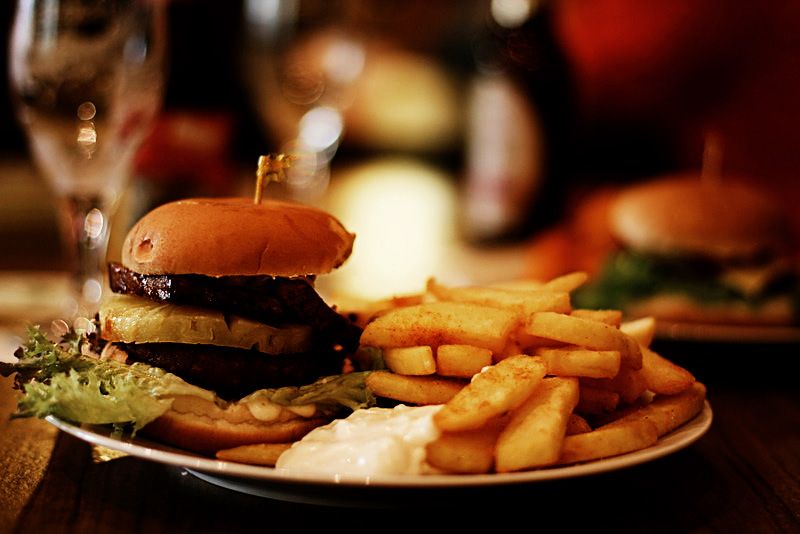 Restaurantes vegetarianos em Lisboa fast-food