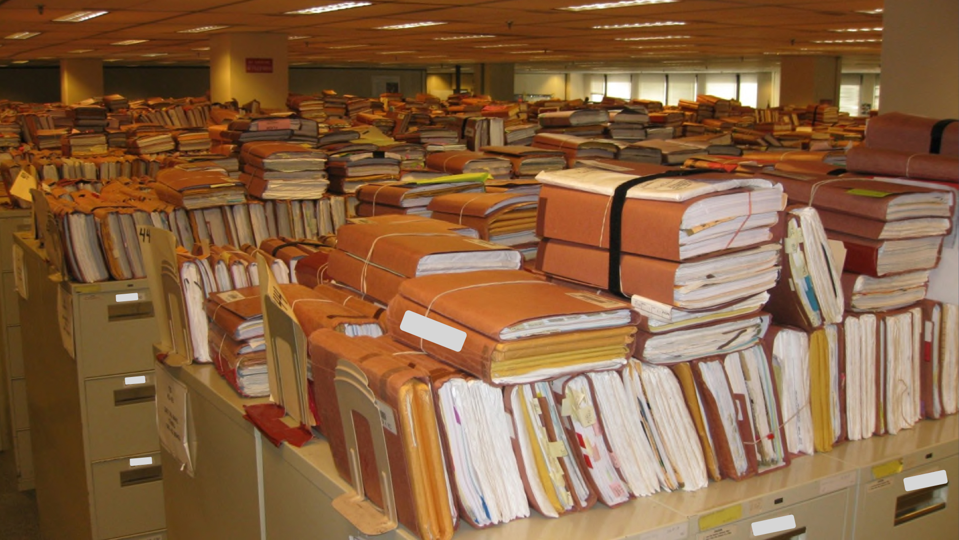 Image result for paper backlog