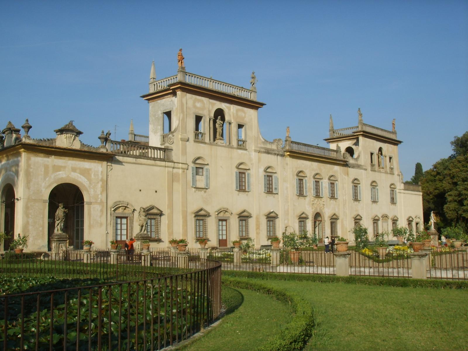 Villa Guicciardini Via Di Montughi