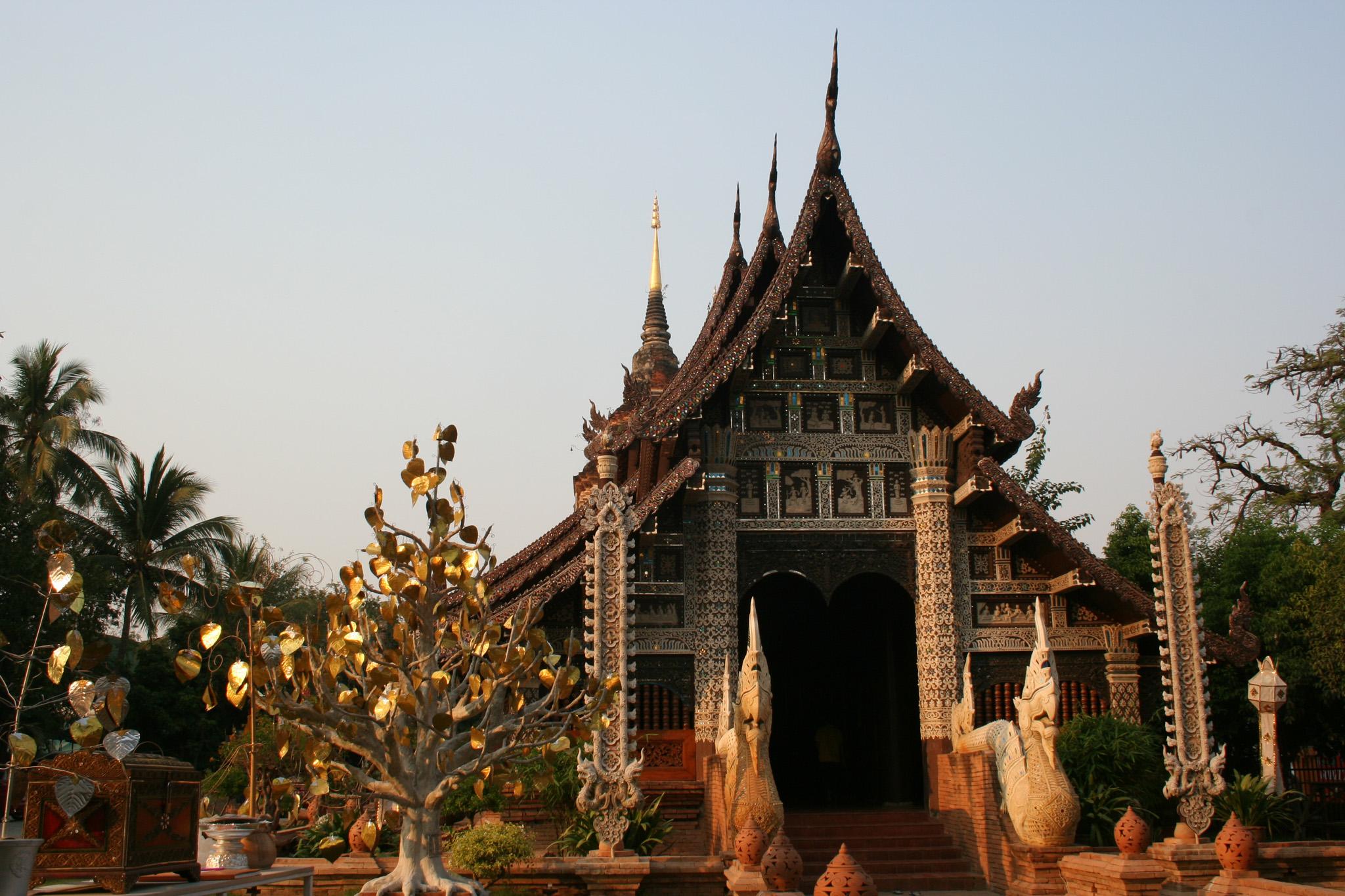 File Wat Lok Molee Vihara Jpg Wikimedia Commons