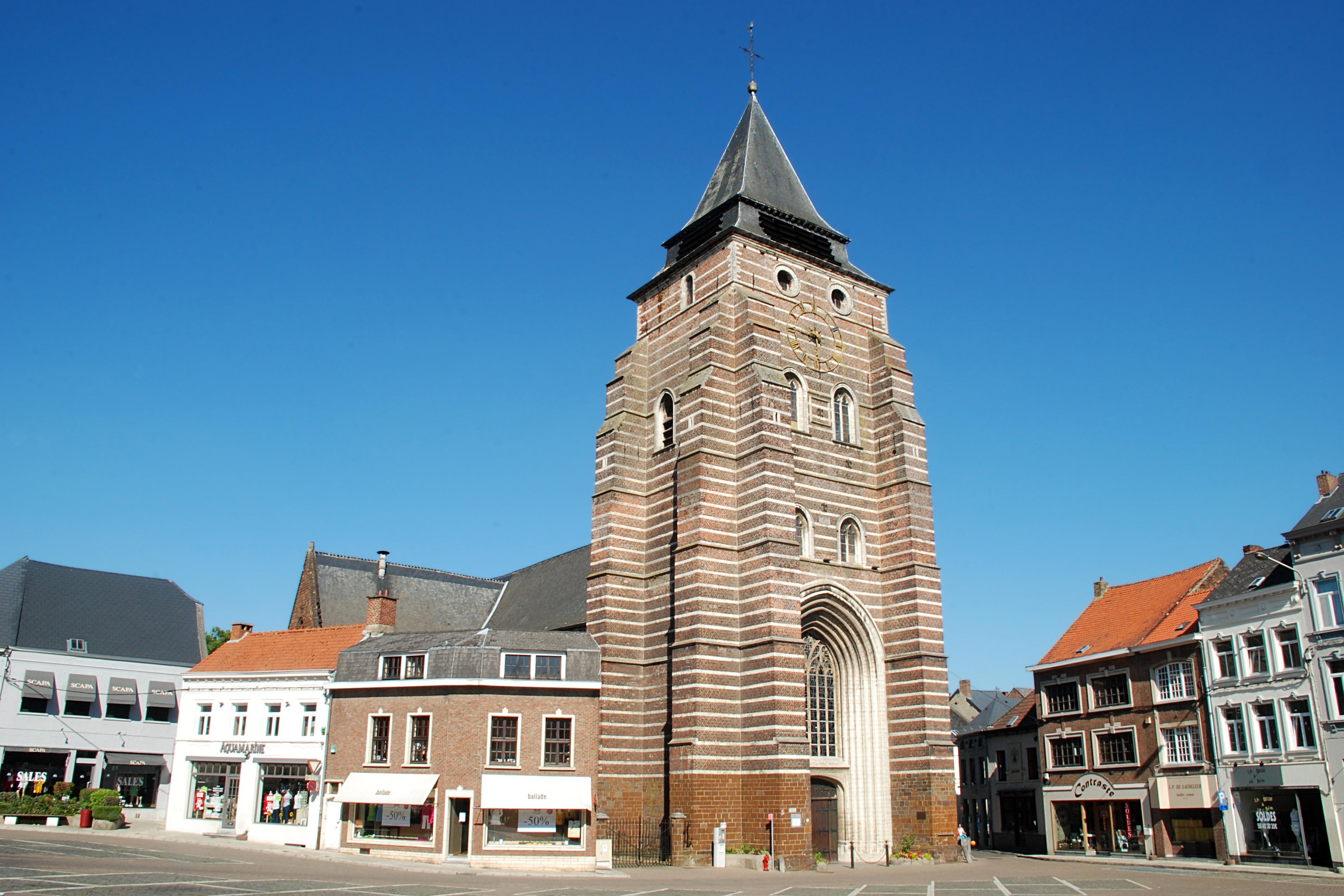 Wavre Belgium  city photos : John the Baptist in Wavre Wavre, Belgium