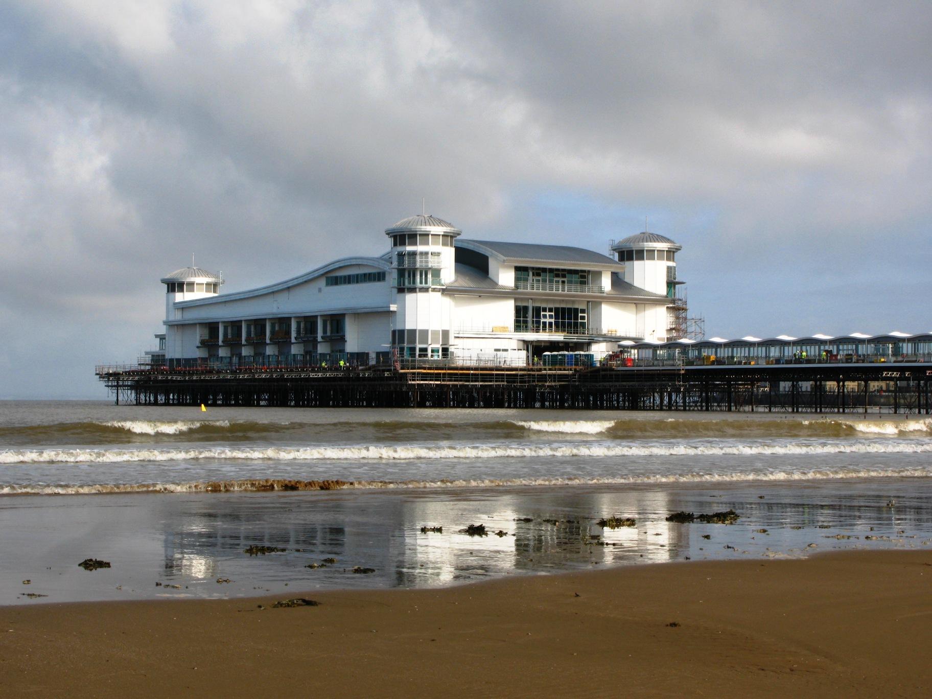 Grand Pier Weston Super Mare Wikipedia