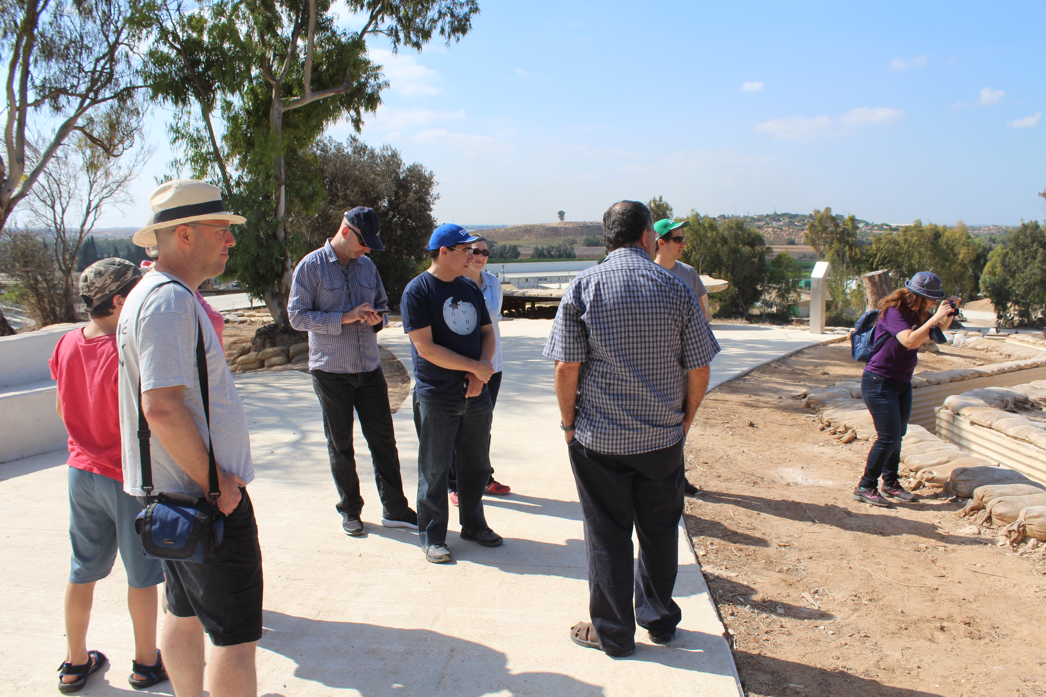 Israel private tour guide