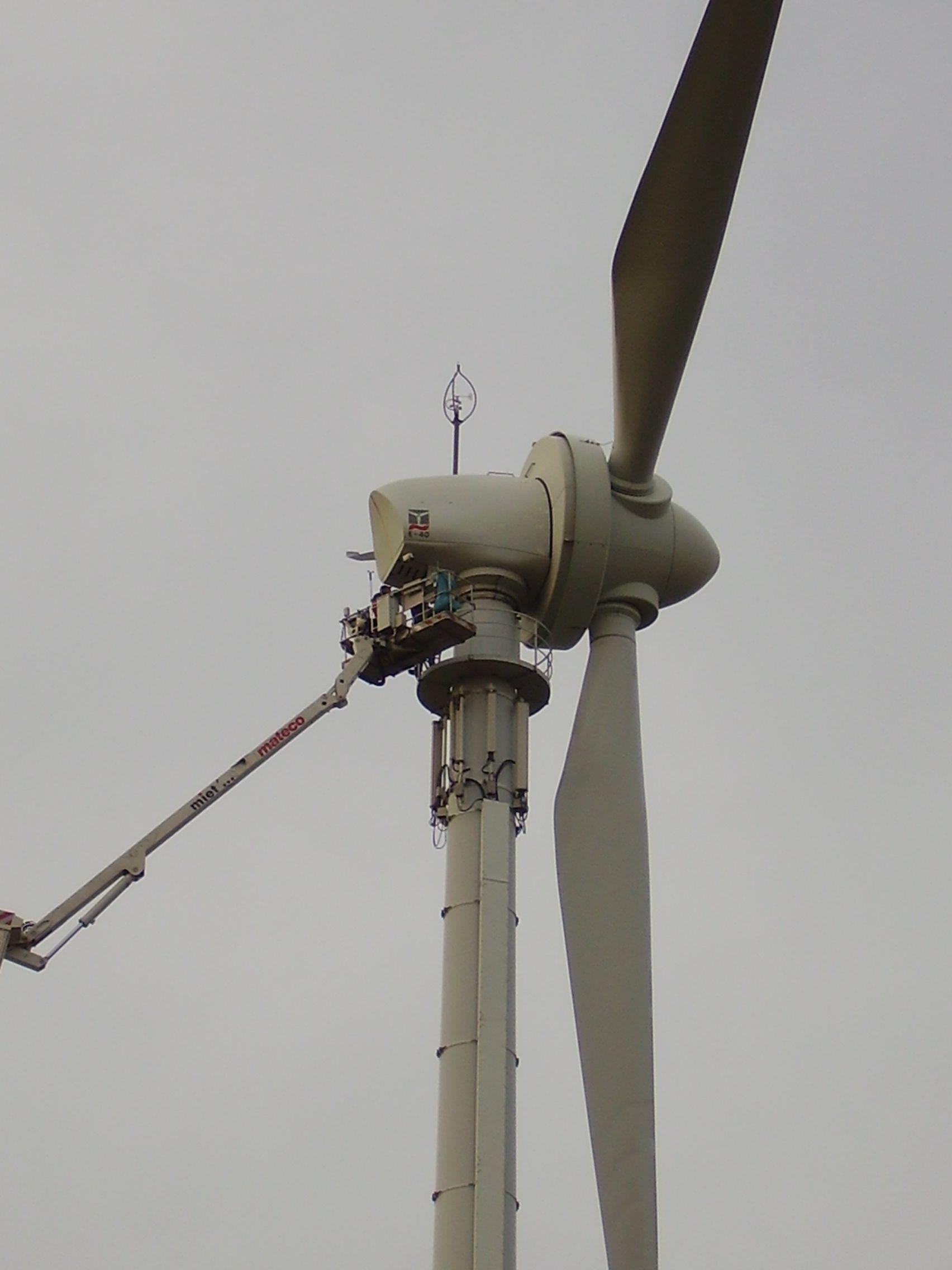 Wind Turbine Operations and Maintenance User Group Scope