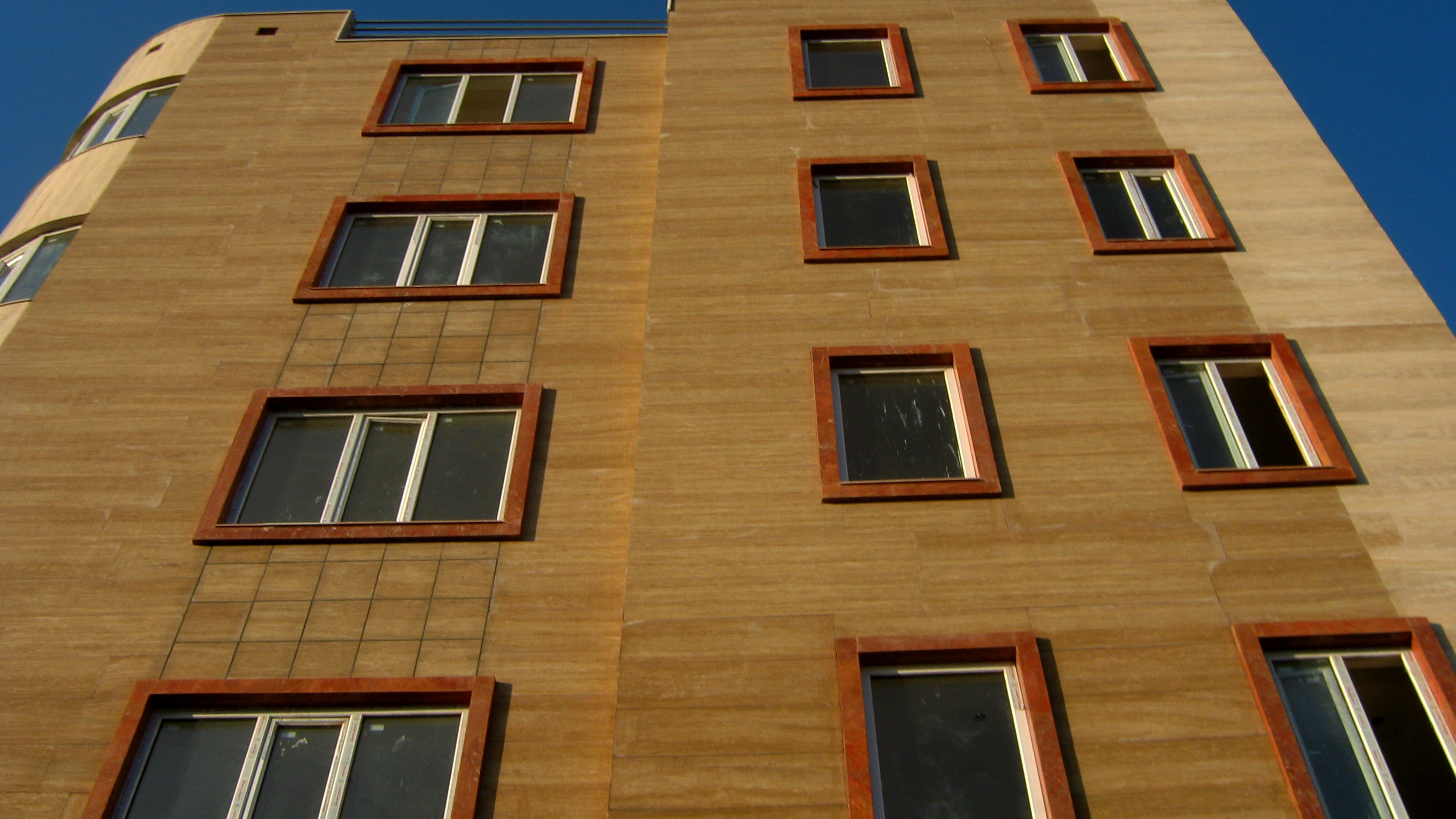 File:Windows Of New Apartment Under Construction     Near Nishapur Local  Government Building And