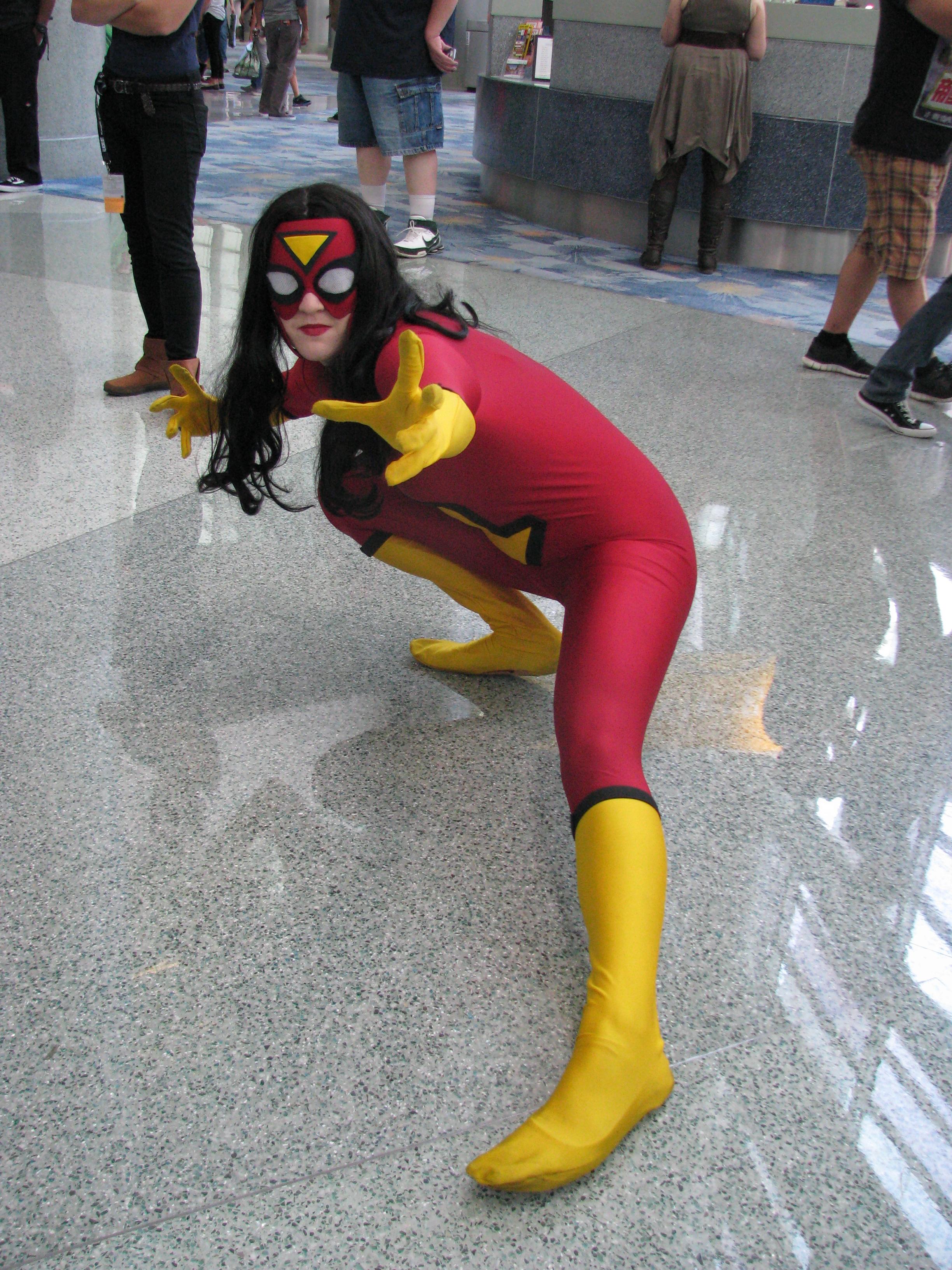 File:WonderCon 2014 - Spider-Woman Cosplay (13931839351).jpg ...