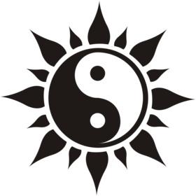 Yin yang picture