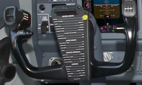 Yoke (aeronautics) - Wikipedia