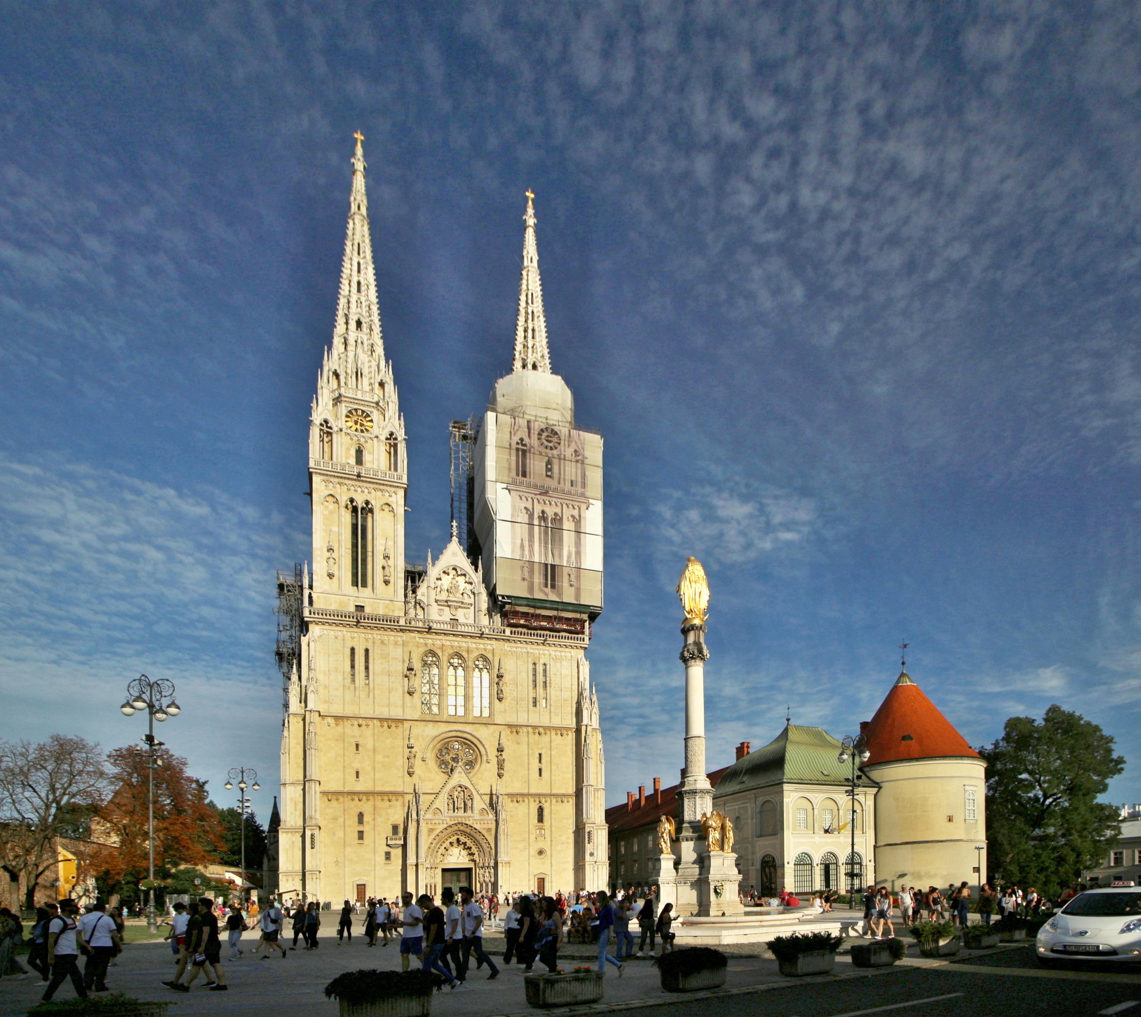 Rimskokatolicka Cirkev V Chorvatsku Wikipedie