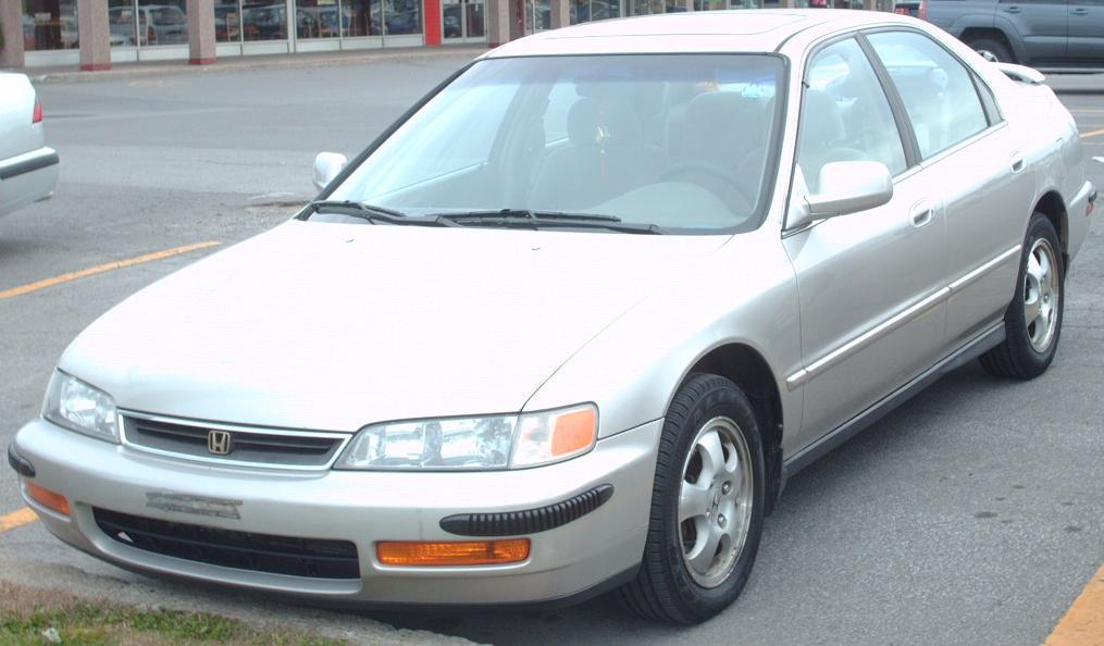 File 96 97 Honda Accord Sedan Jpg Wikimedia Commons