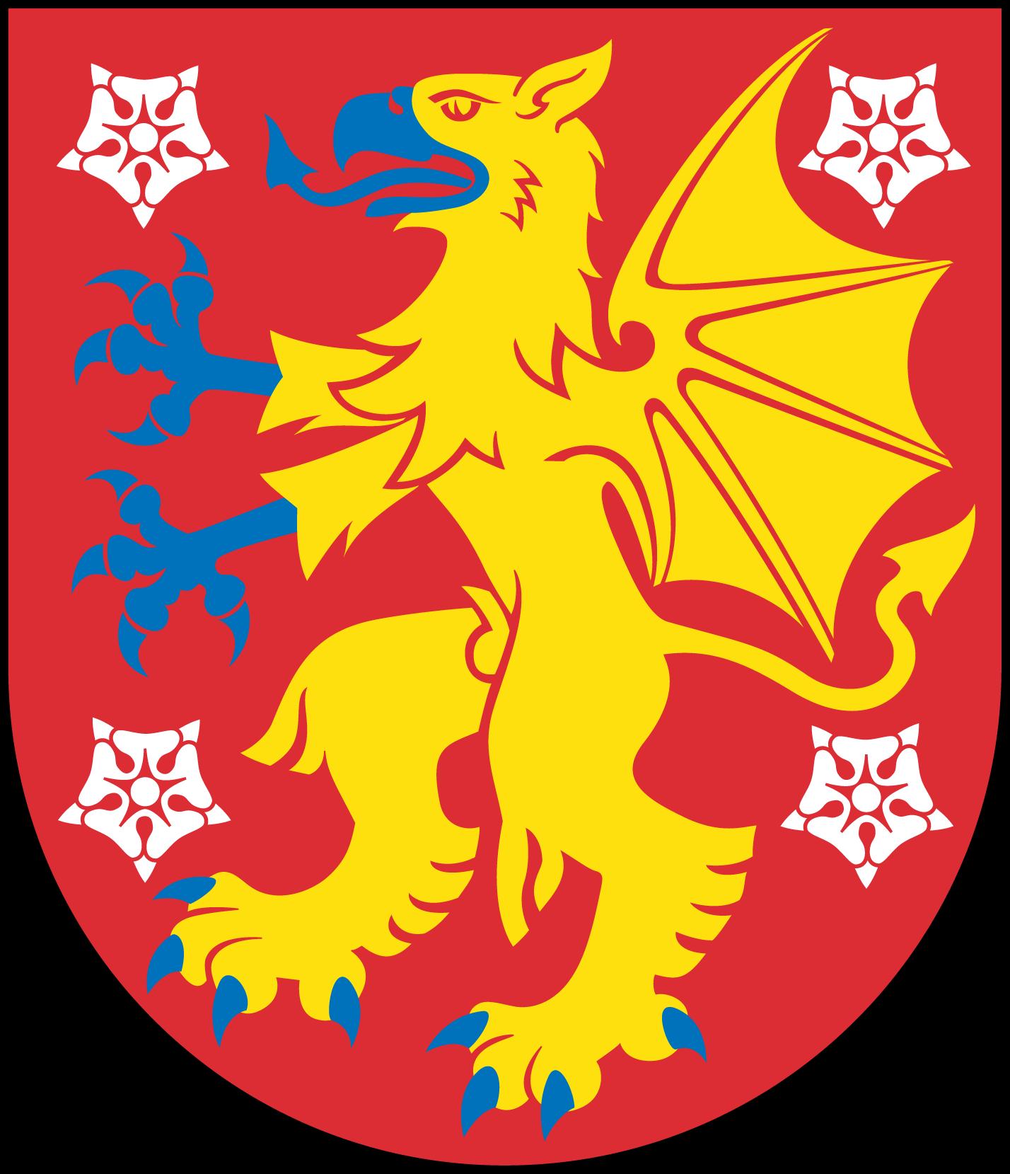 File Ostergotland Landskapsvapen Riksarkivet Sverige Png Wikimedia Commons