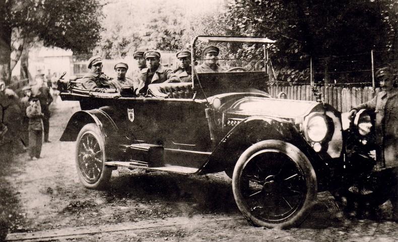 Одно из последних прижизненных фото евгения коновальца, сделанное в вене весной 1938 г фото из архива цдвр