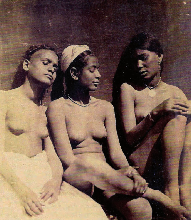 Vintage nude native american girls luis