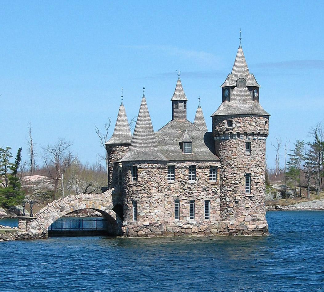 Island Castle St Merryn Cornwall