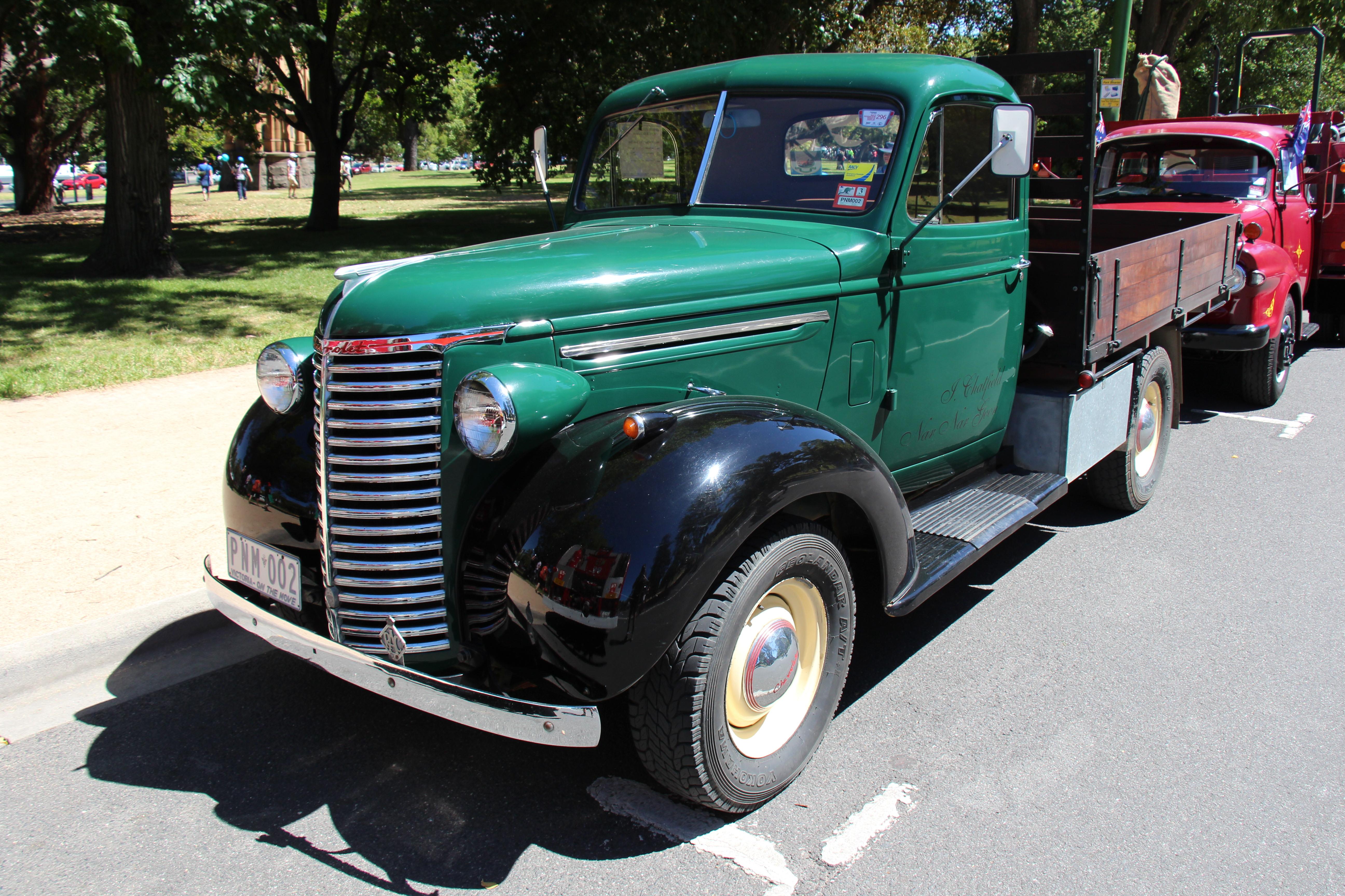 File:1939 Chevrolet Truck (12451521514).jpg - Wikimedia Commons
