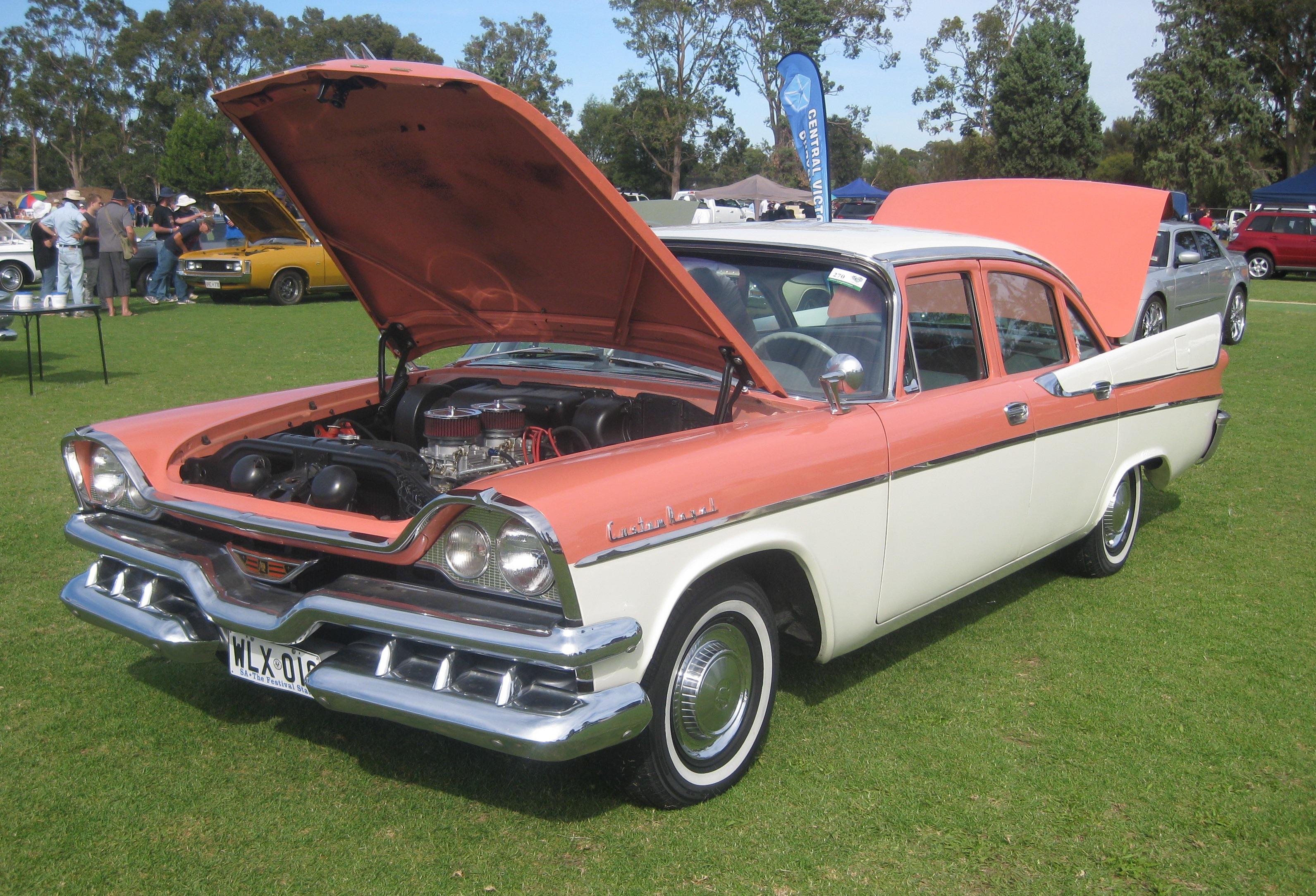 Dodge Custom Royal Wikiwand Polara 4 Door Hardtop