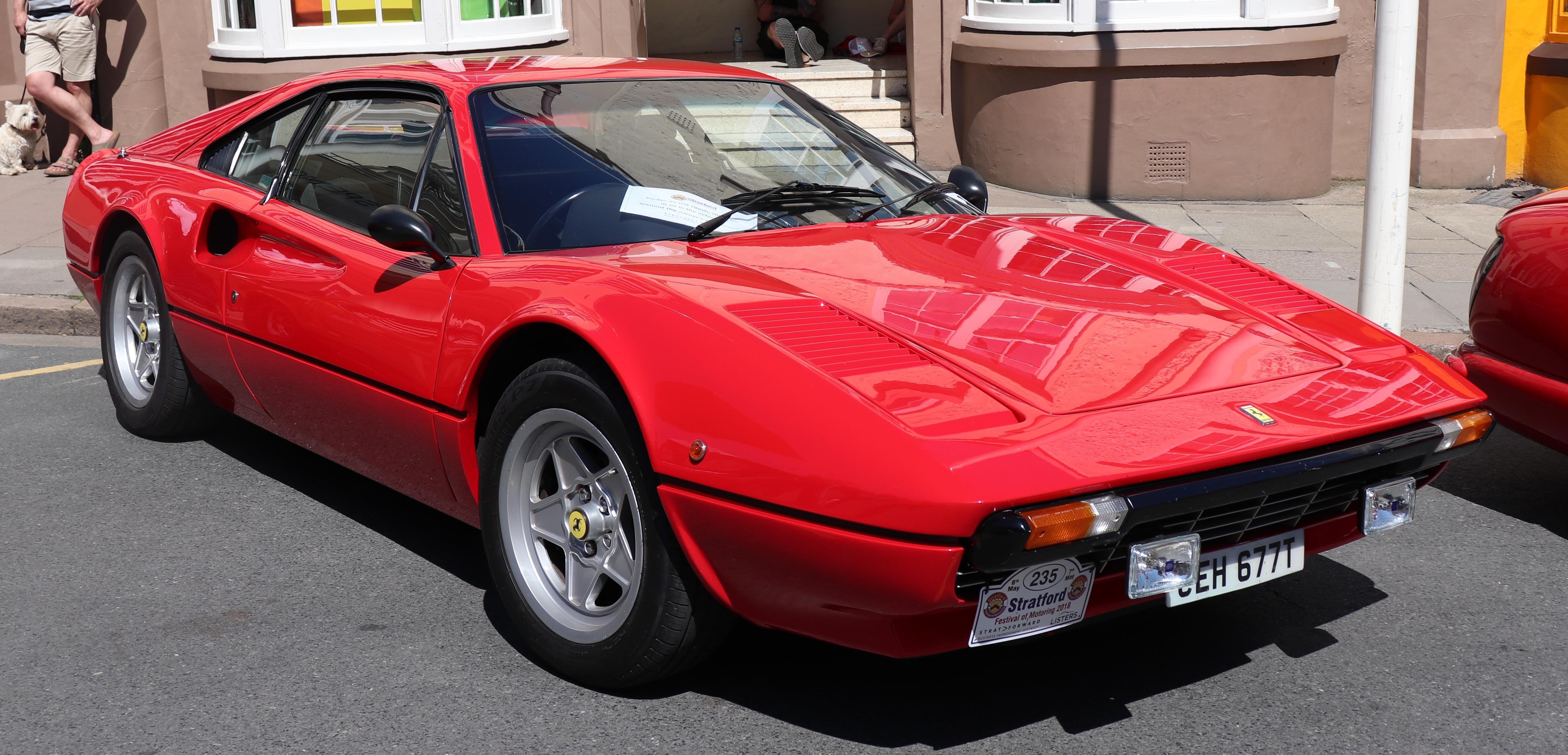 File 1978 Ferrari 308 Gtb 2 9 1 Jpg Wikimedia Commons