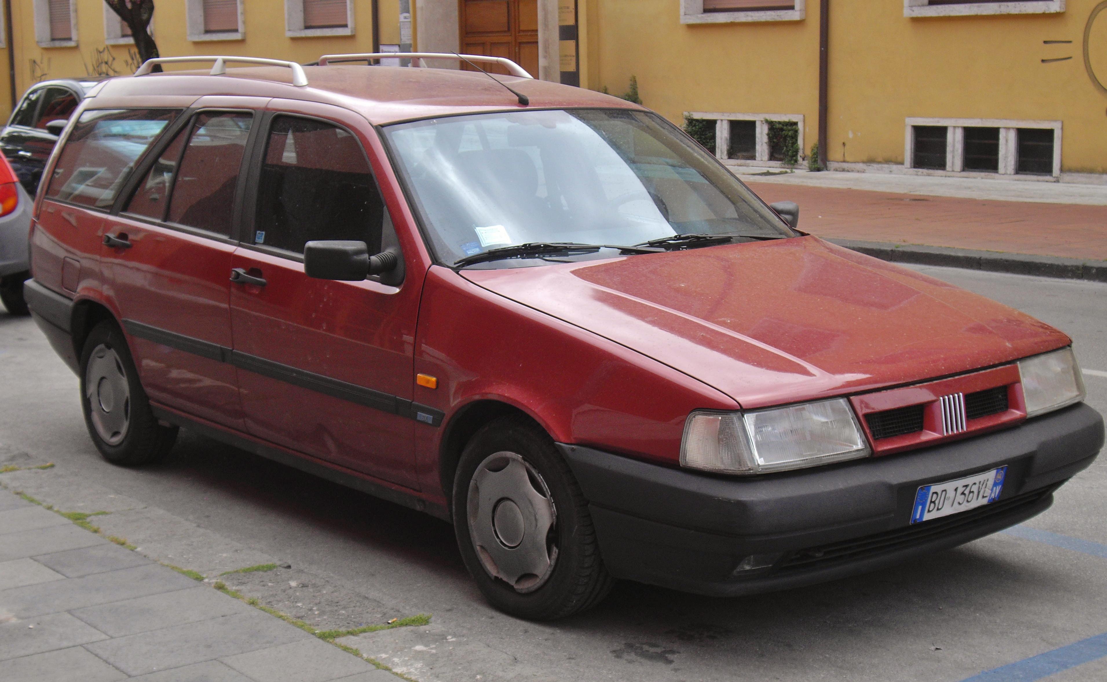 File 1994 Fiat Tempra Weekend Wagon Jpg Wikimedia Commons