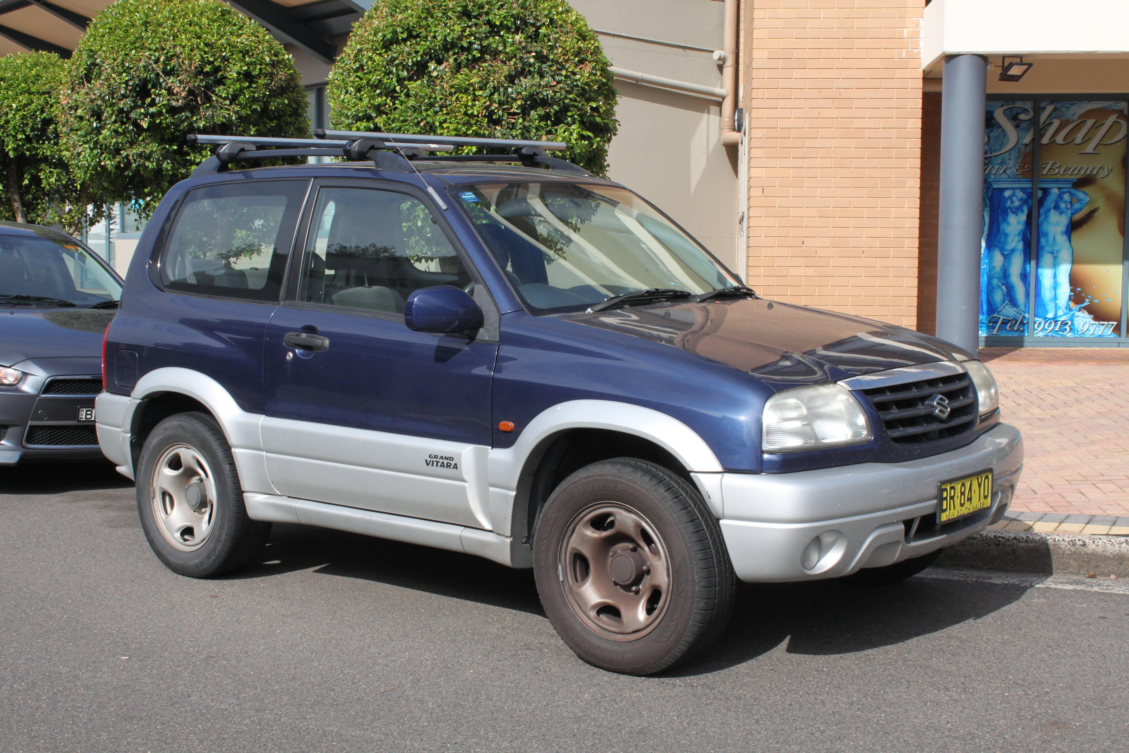 File 2005 Suzuki Grand Vitara Sq420 S4 Hardtop