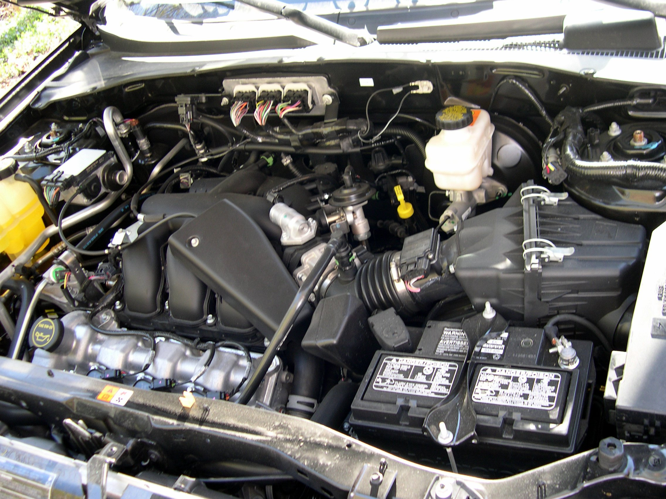 2006 Ford Escape Engine Diagram Ford Auto Parts Catalog
