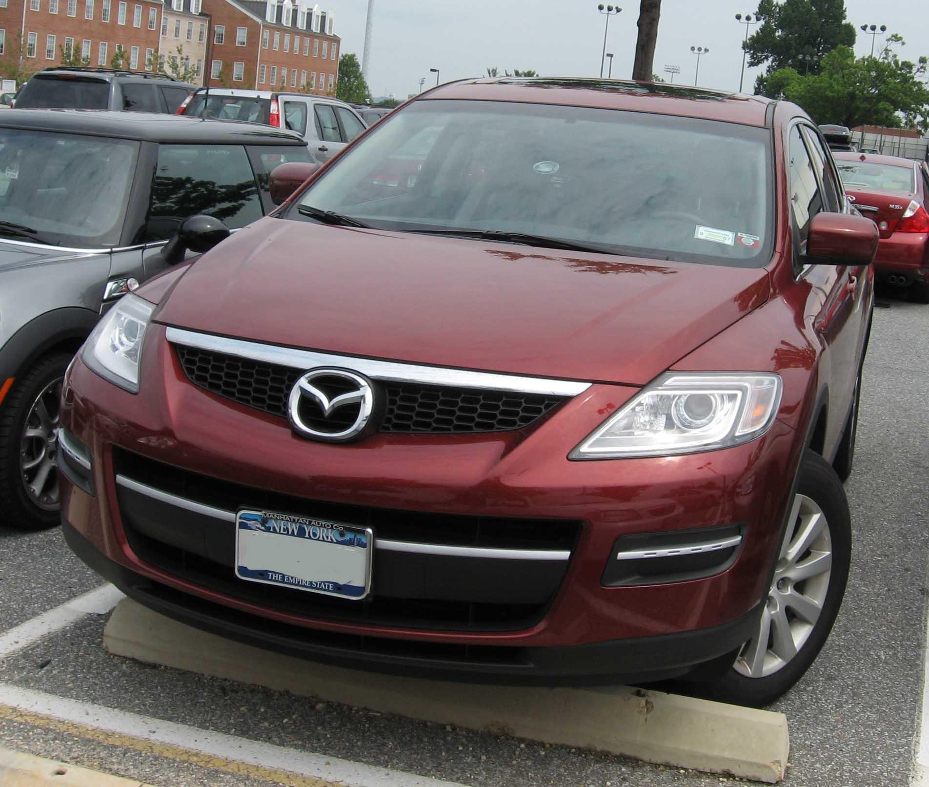 File:2007 Mazda CX9