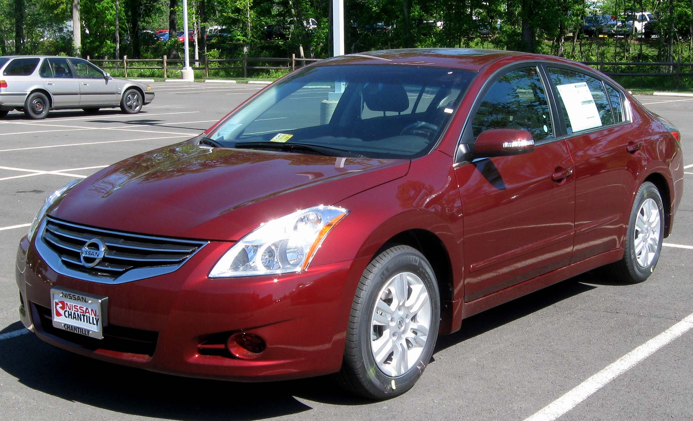 Perfect File:2010 Nissan Altima 2.5SL    05 05 2010