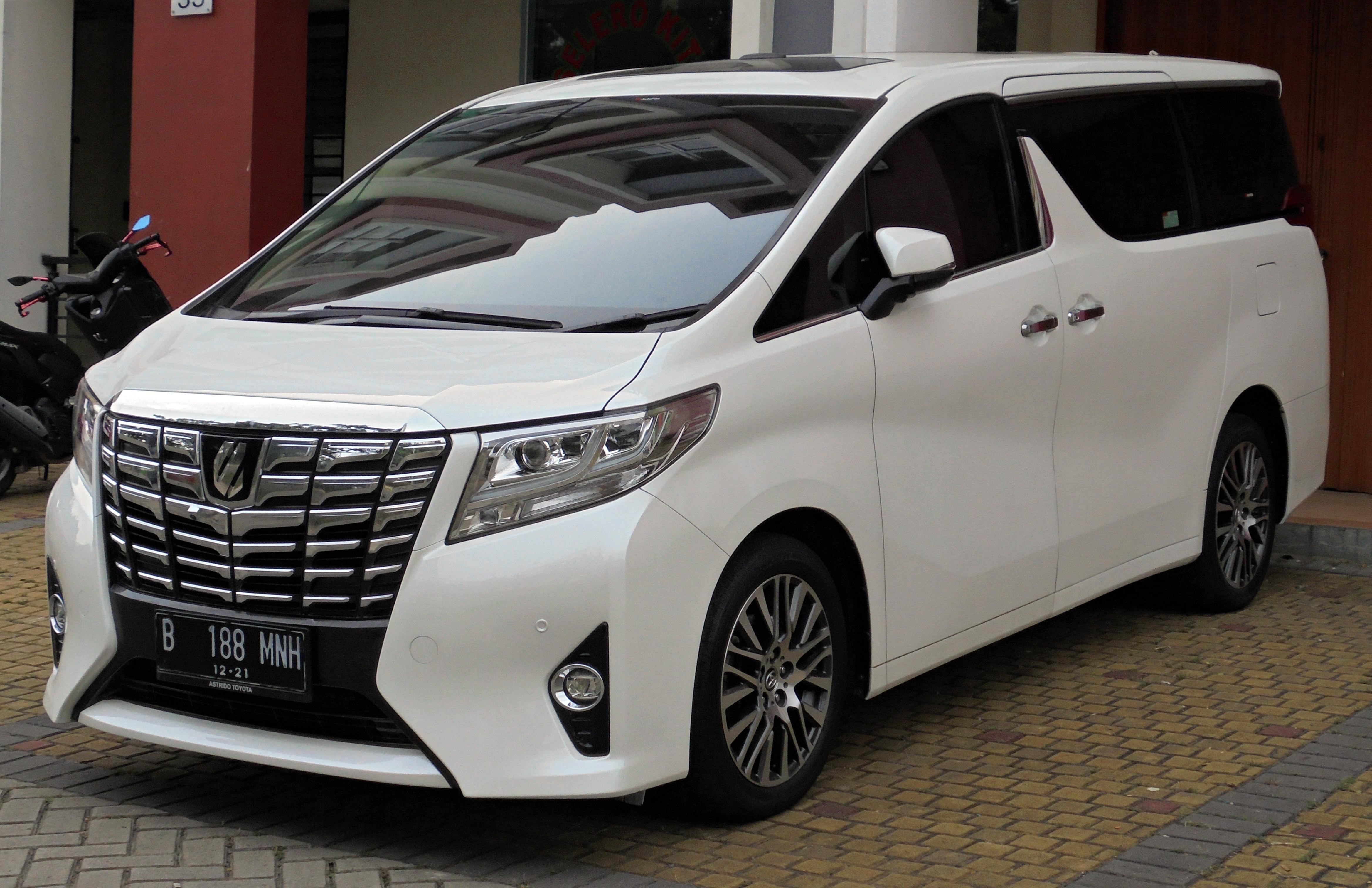 File:2016 Toyota Alphard 2.5 G Van (AGH30R; 12-22-2018