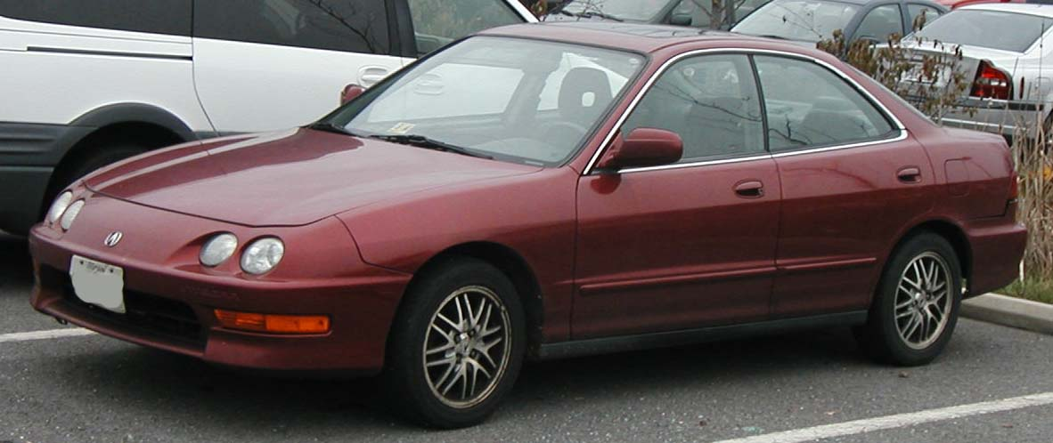 Rd Acura Integra Sedan on 97 Acura Integra 4 Door