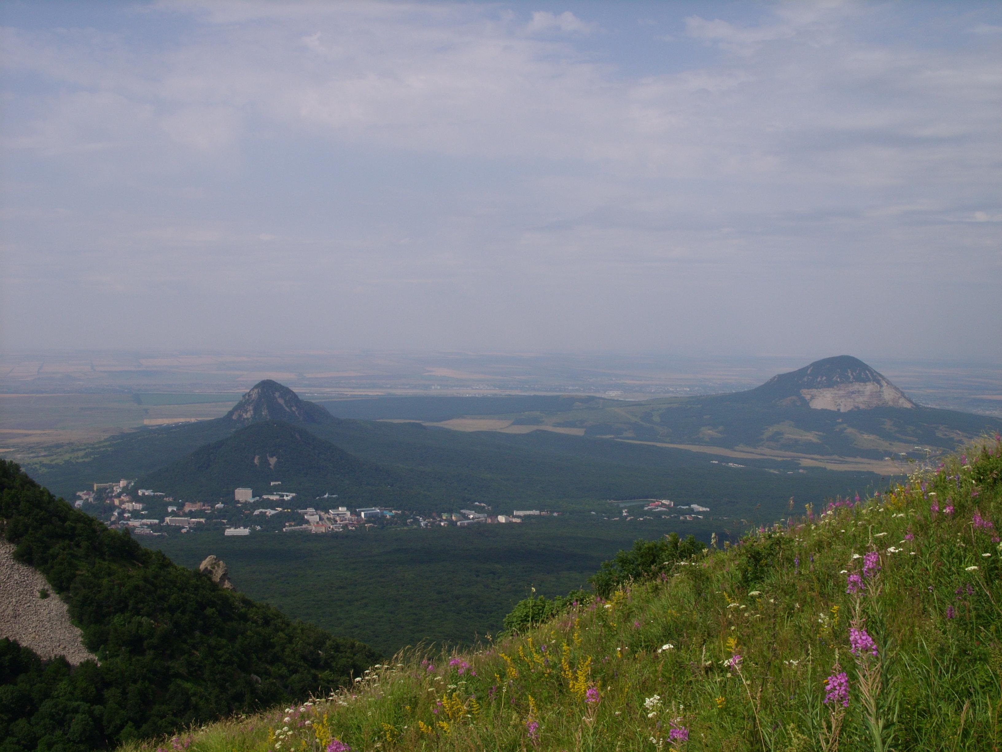 Фото горы лысой на кмв
