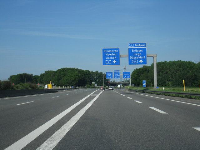A4 Richtung Köln