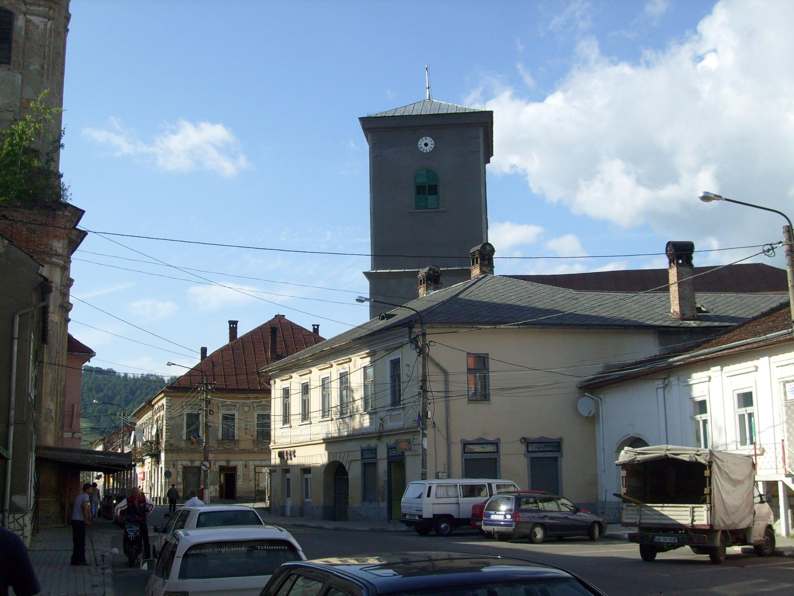 File Abrud Biserica Sf Nicolae Jpg Wikimedia Commons