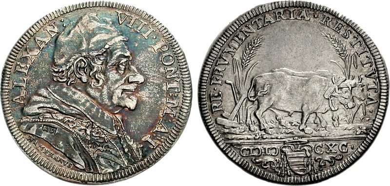 Imagine of a Roman coin by CGN