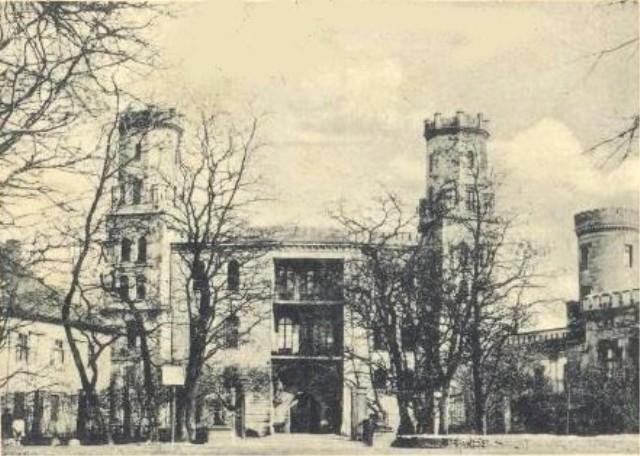 Zamek w Świerklańcu