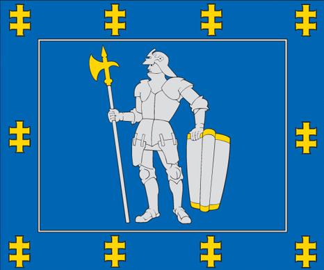 Alytus County flag