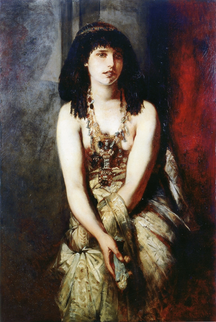 An Egyptian Princess 1875 Hans Makart.jpg