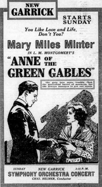 Anne of Green Gables  Wikipedia