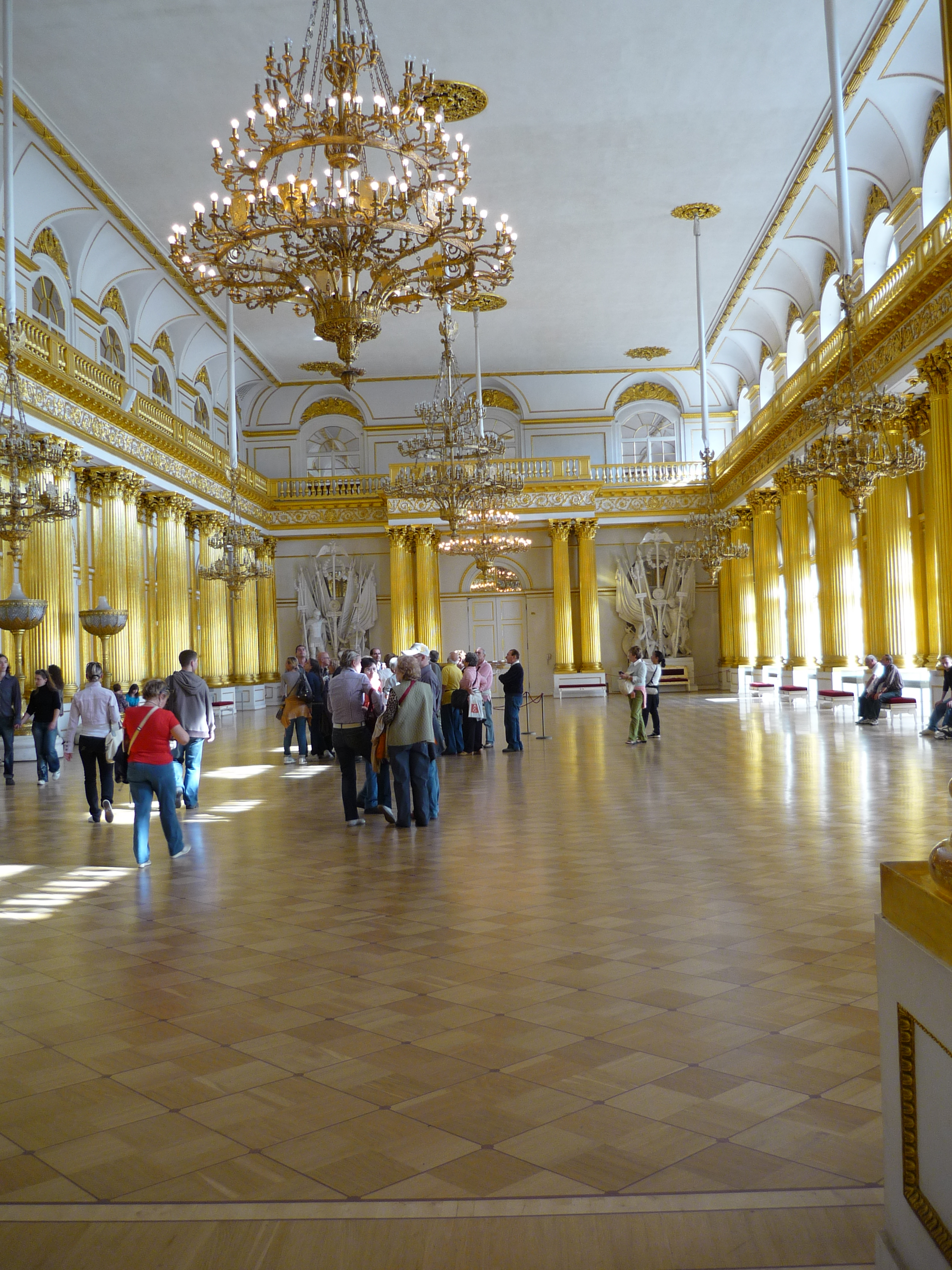 Winter palace now hermitage museum st petersburg russia 1730 jpg