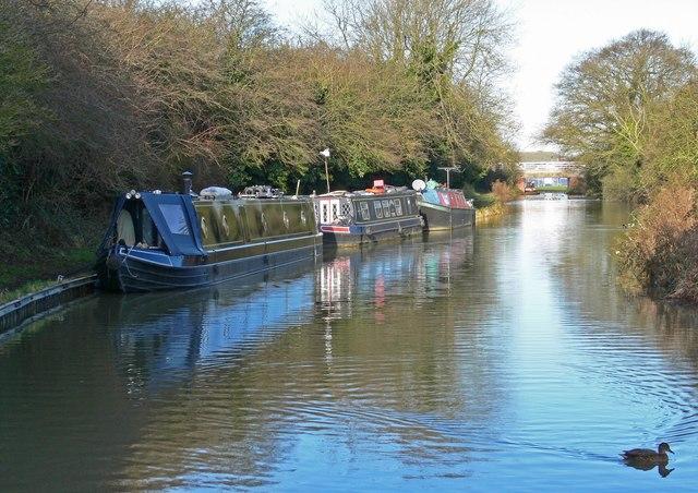 Ashby Canal, Hinckley - geograph.org.uk - 660563