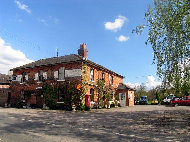 Ashford Hill Village - geograph.org.uk - 4840